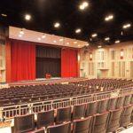 masonry auditorium sound barrier MAC
