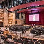 Argo Auditorium Stage