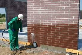 how to clean masonry walls