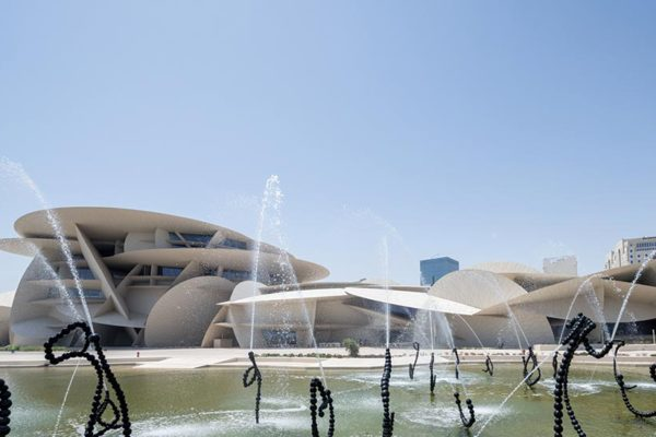 1905 National Museum of Qatar Doha Ateliers Jean Nouvel 01