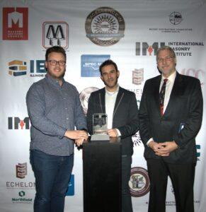 6D7A8258 masonry award