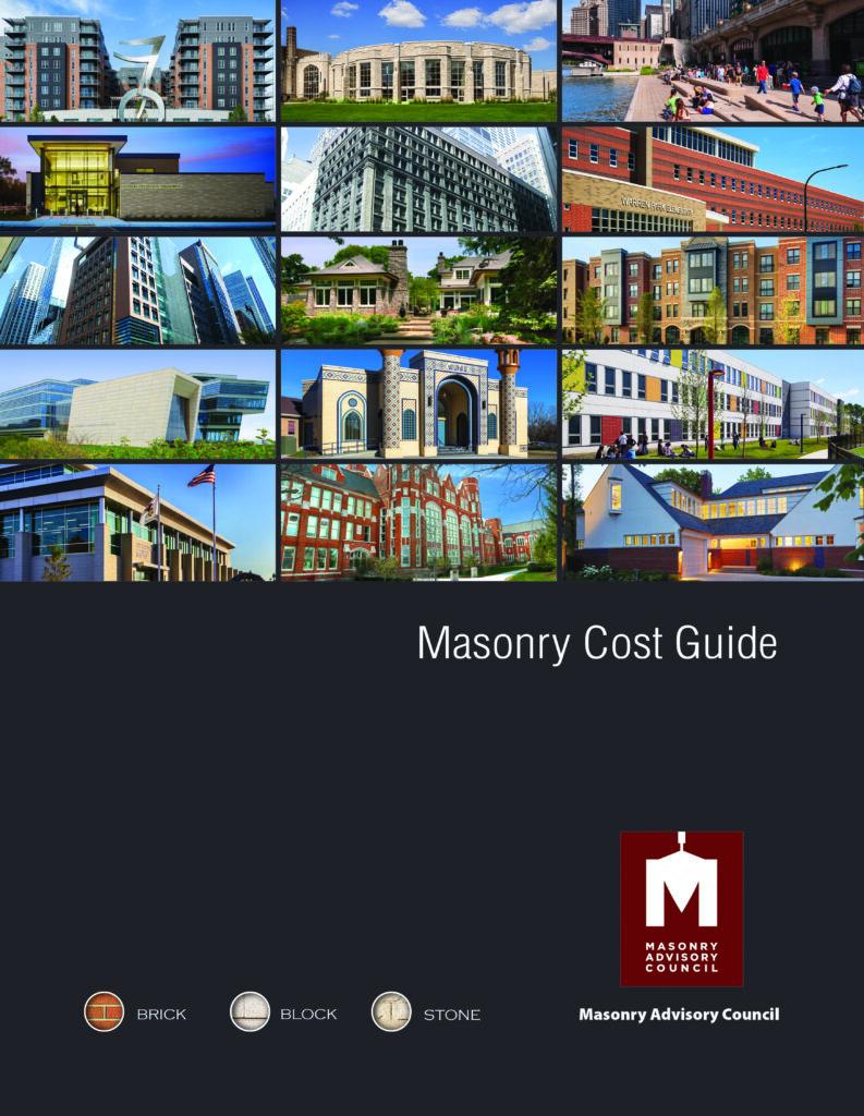 Masonry Cost Guide MAC
