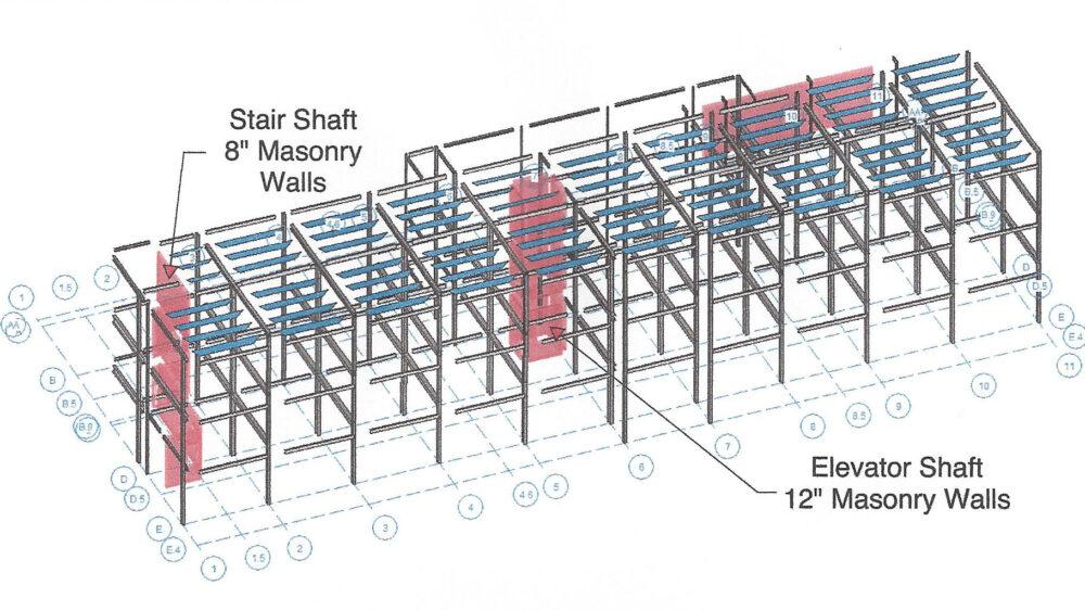 masonry walls construction