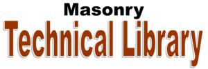 technical library masonry