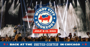 Windy City Smokeout Ticket Offer