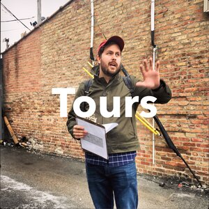 Tour with Will