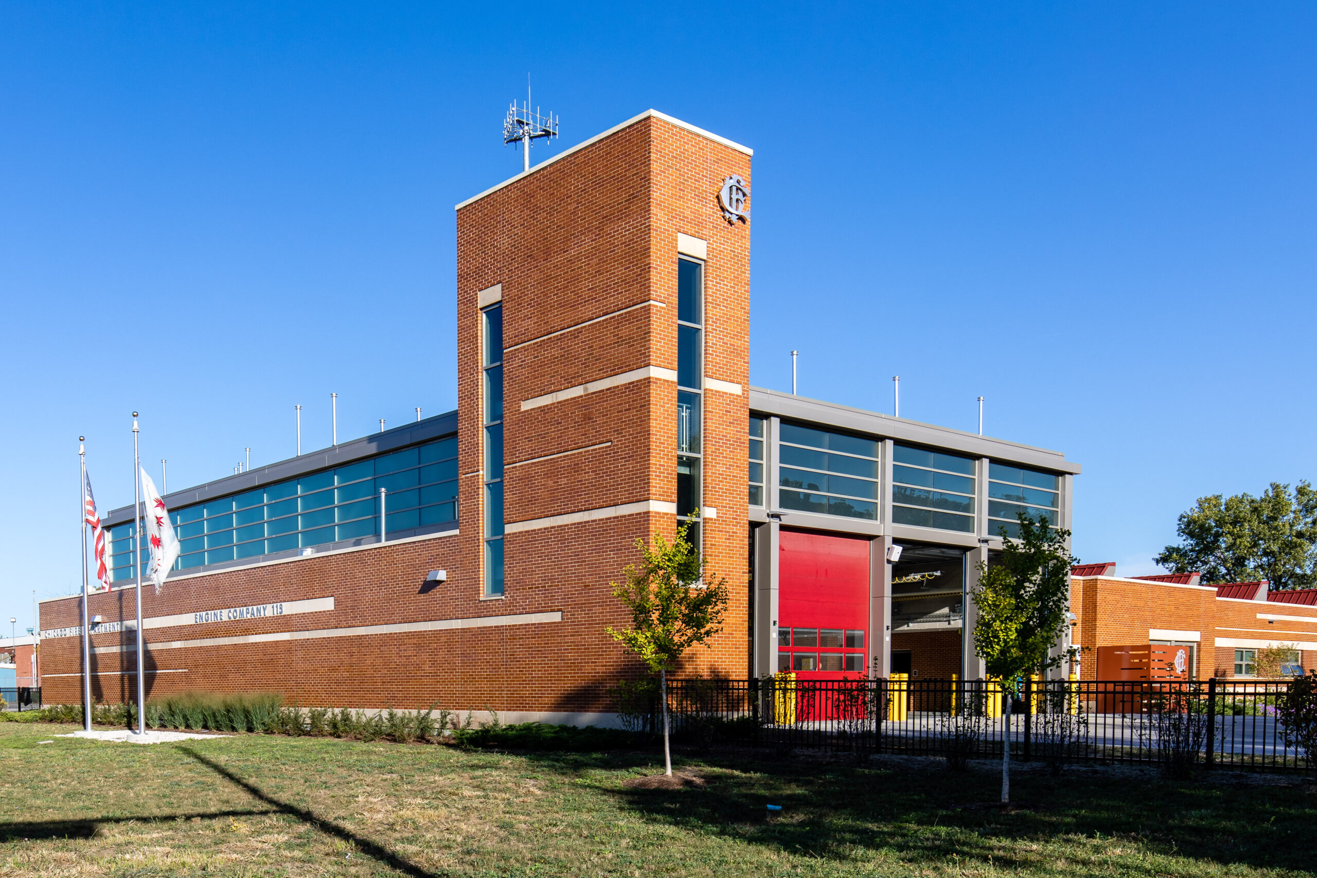 chicago fire station 115