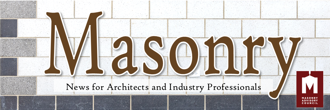 masonry news